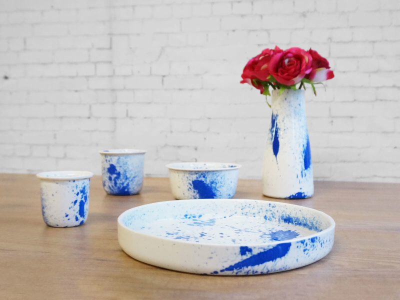 Splash tableware
