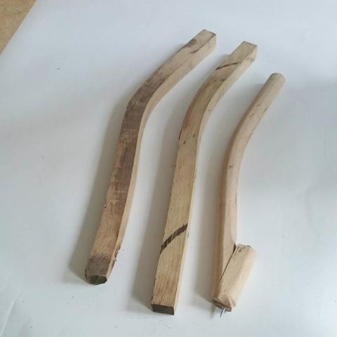 Great success in #wood #bending #oak #solid #studiolorier