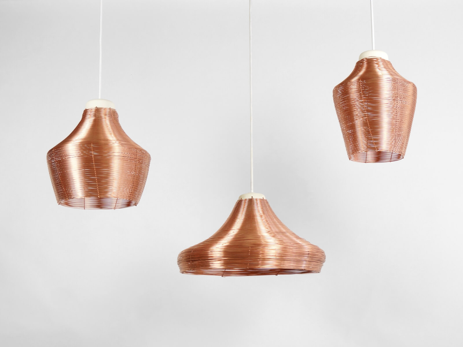 Copper Pendant Lamp O Studio Lorier