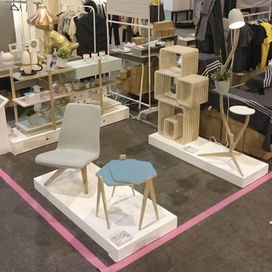Almost ready. #blickfangbasel #basel #Blickfang #messe #dutchdesign #design #studiolorier