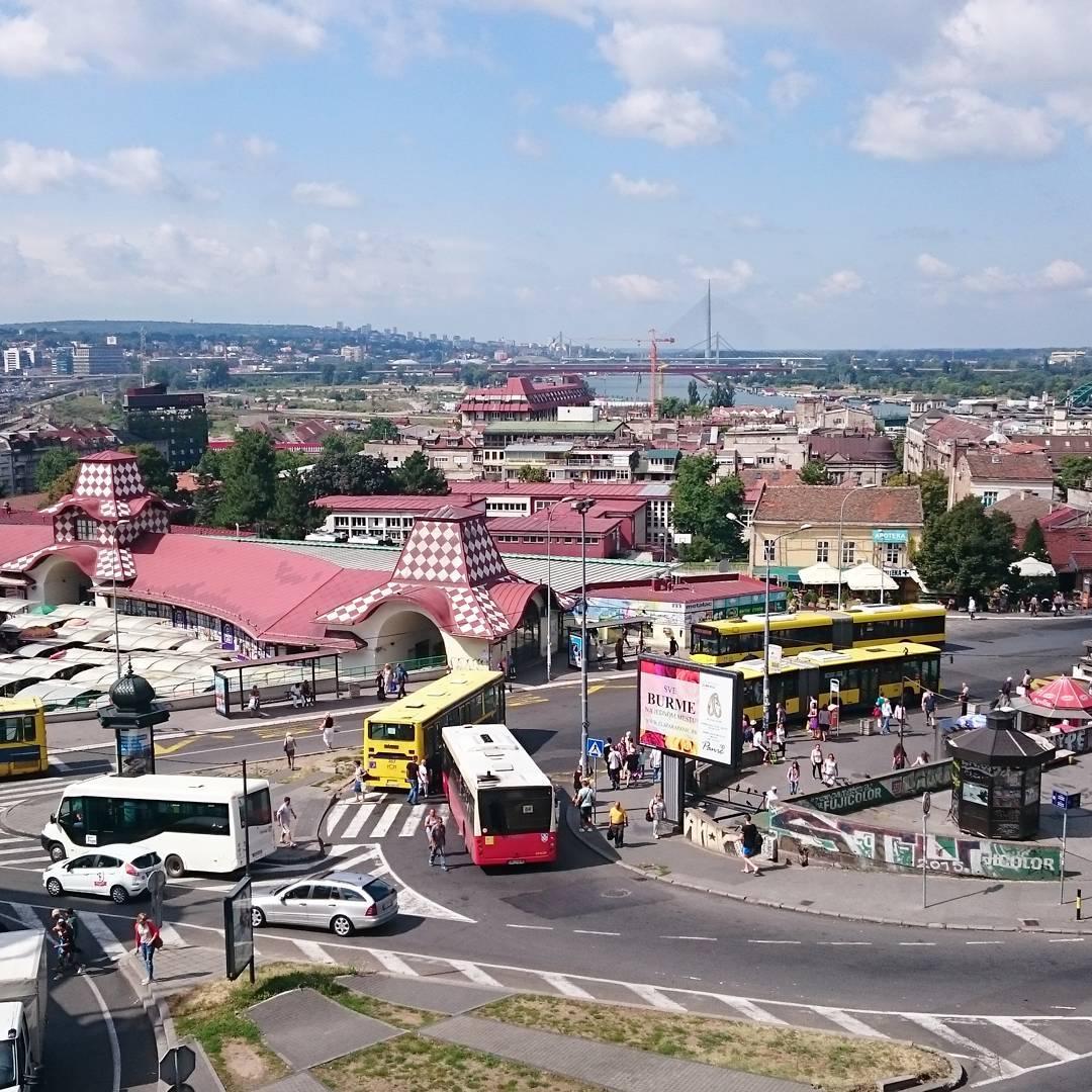 Hello #belgrade #Serbia #holiday