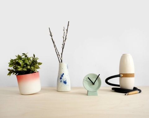 Some random ceramics #Flowerpot #vase #clock #shisha . . #hookah #time #flowers #pot #design #green #splash #dutchdesign #accessoires #ceramics #newdesign #news #010 #handmade #Rotterdam #Rio #summer #olympics #lorier