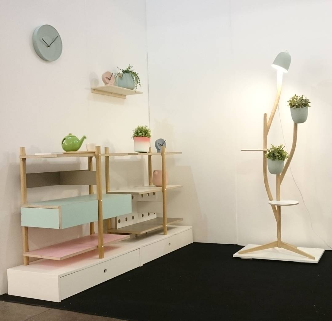 Day 2 of the london design fair at TENT london