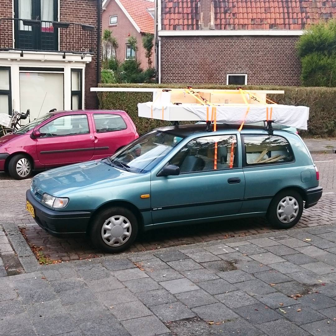 Transportation ready for, kortrijk