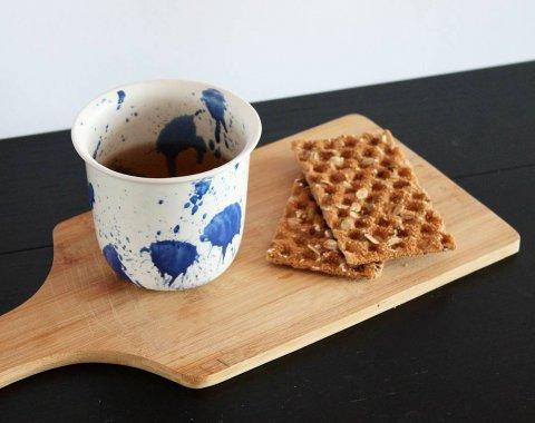 Good morning! Tea in my favorite splash cup