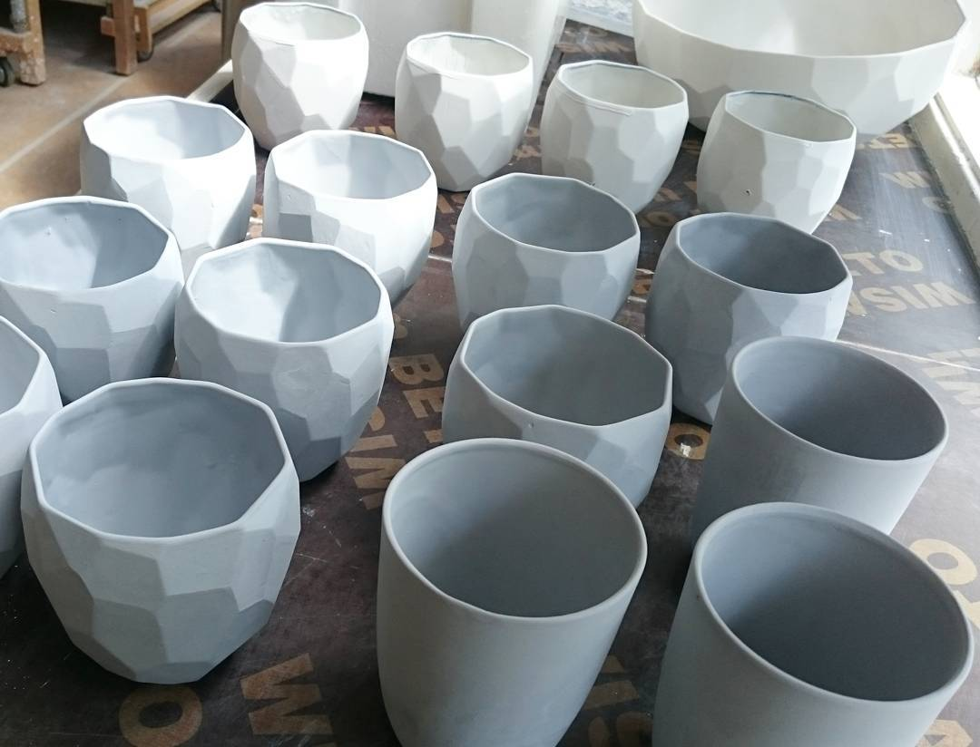 Today's glazing production