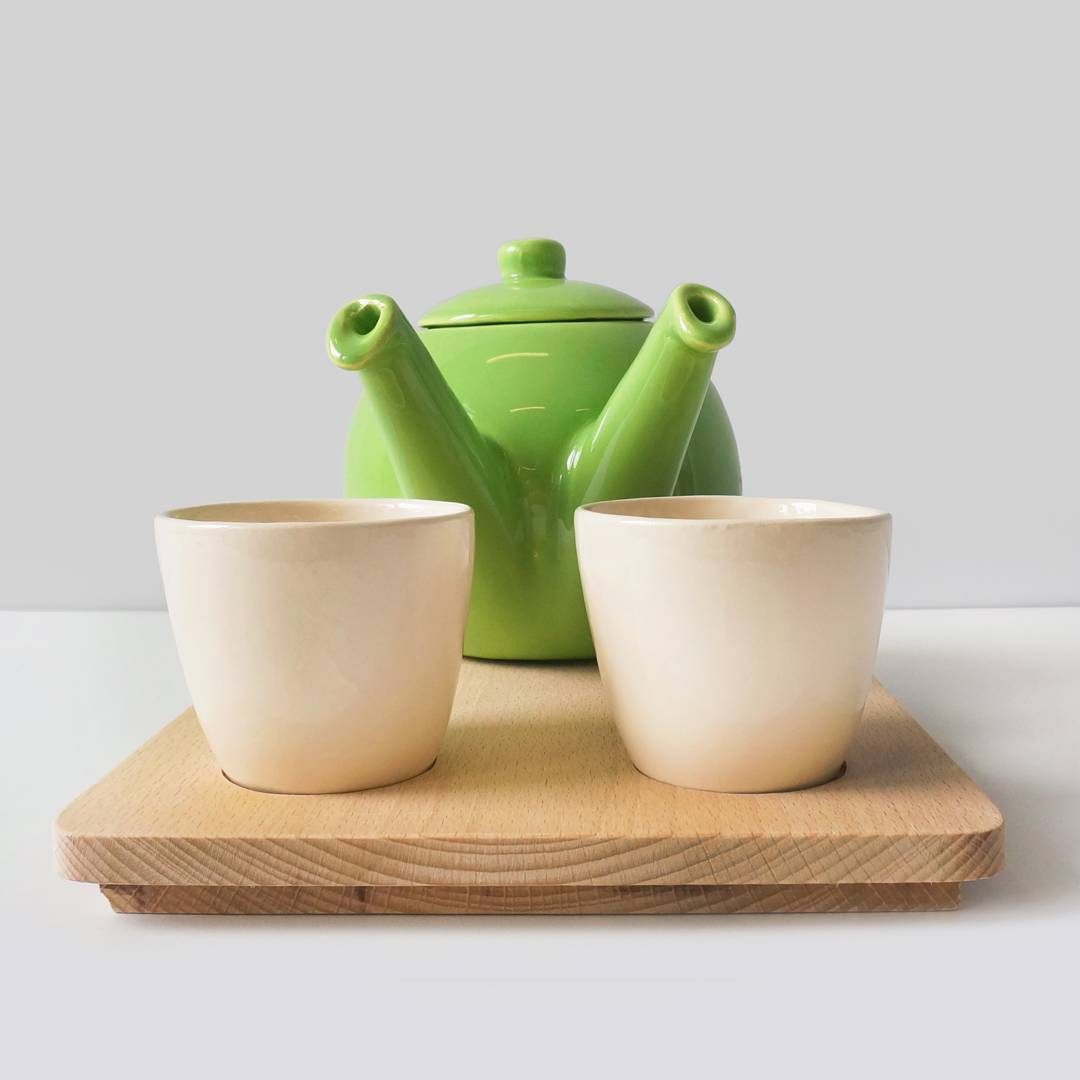 Teatime for two