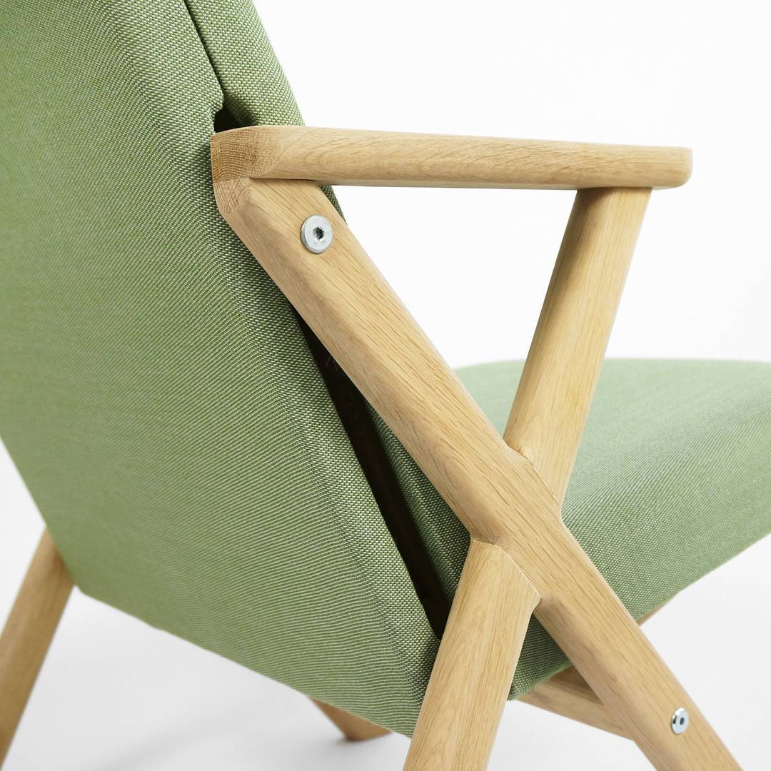 A preview of the chair that we will soon launch on kickstarter. We will keep you updated
