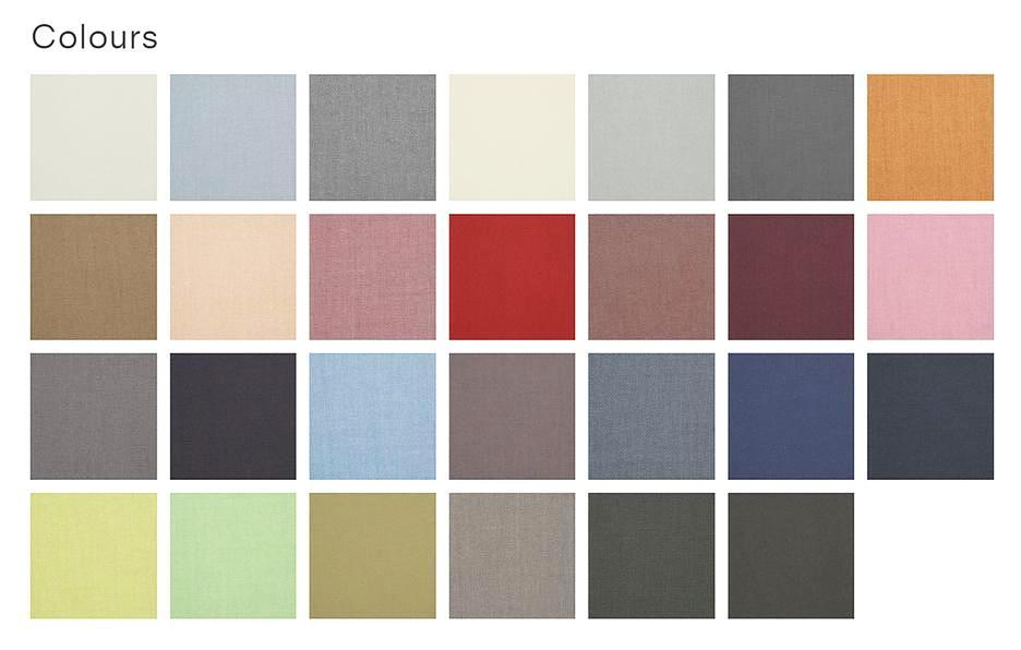 We are happy to announce that more colors will be available for the Hybrid Chair. What's your favorite? #?