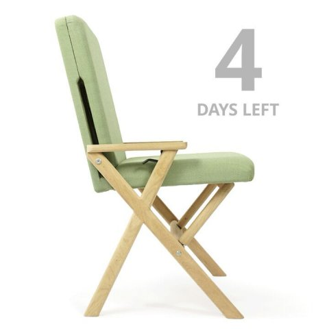 Only 4 days left! Get your first Hybrid Chair! Who will help us out? support