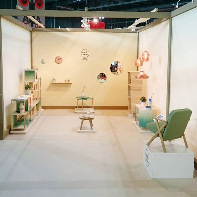 Milan, one month ago at salone satellite