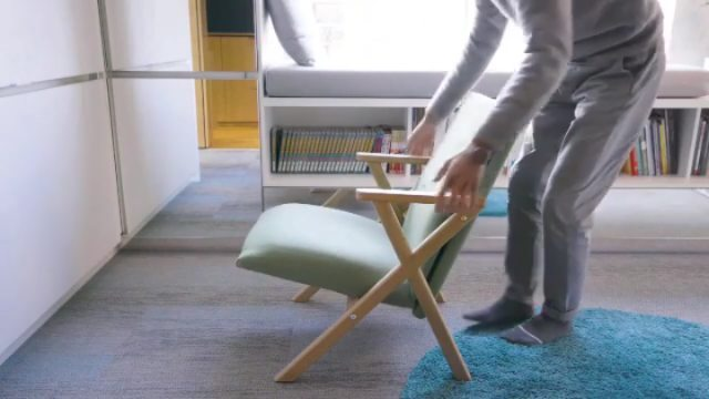 Thank you @nvtsmall for this lovely feature of our Hybrid Chair