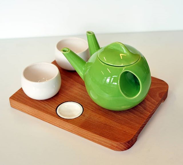 Tea for two... absolutely! With the Teagether