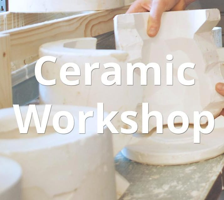 Still a couple of spots left... Become an master in moldmaking and ceramics by a 6 part course in our studio in Rotterdam. Starting 26 February, Dutch and English spoken