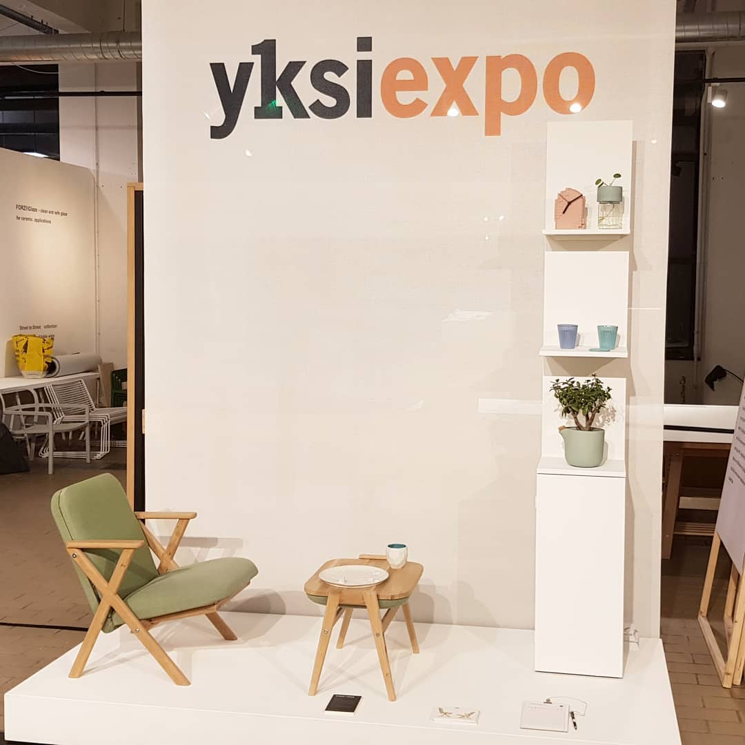 Dutch design week has been finished and immediately going to Yksi come and see our expo the next coming months @yksi_eindhoven @drivingdutchdesign