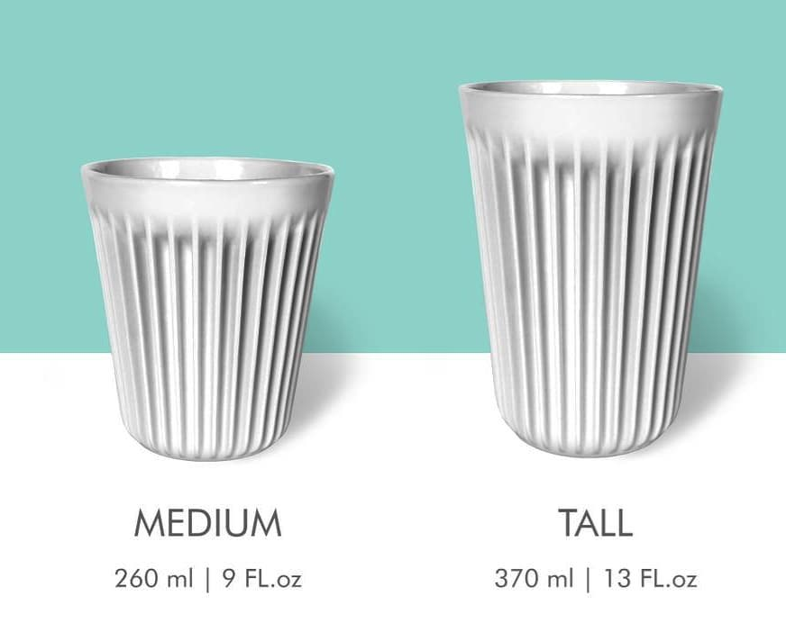 What's your favorite size for your hot drinks? Limited time on Kickstarter @designmilk @fastcodesign